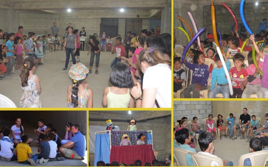 Summer Camps for Vulnerable Children