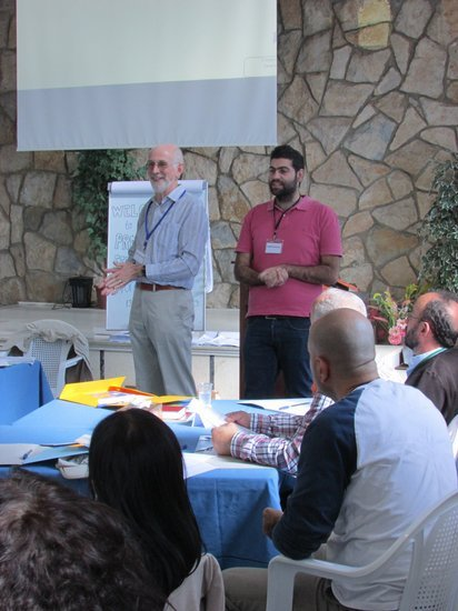Training Workshops for Relief Partners