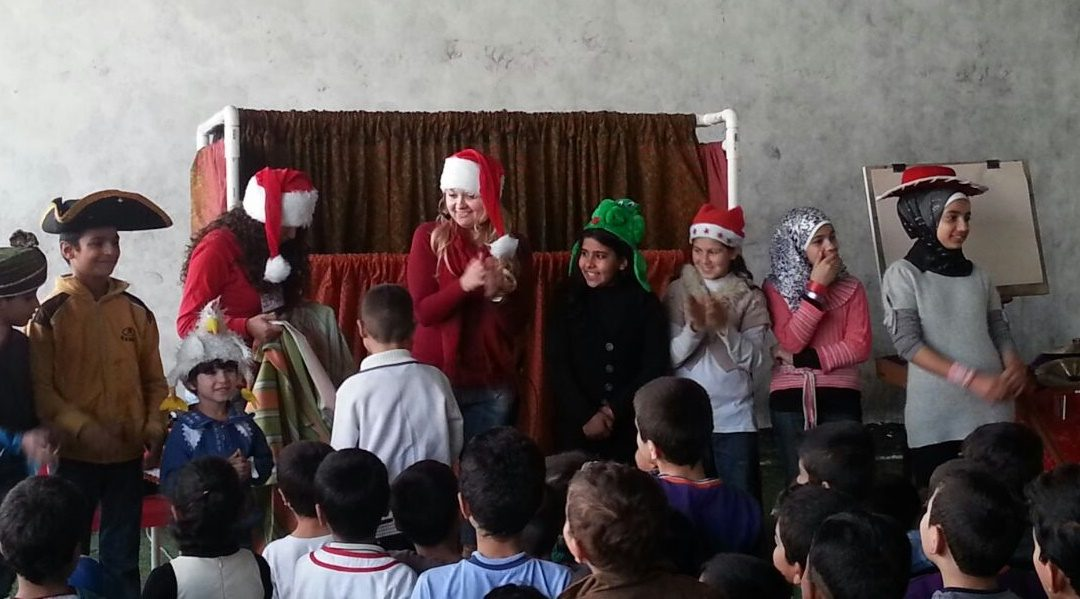 Thinking of Syrian and Iraqi Children this Christmas