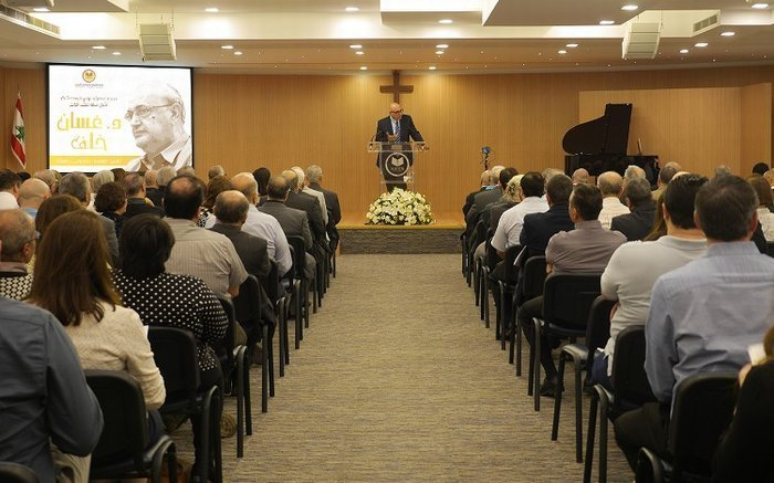 Dr. Ghassan Khalaf: Truth for Generations to Come