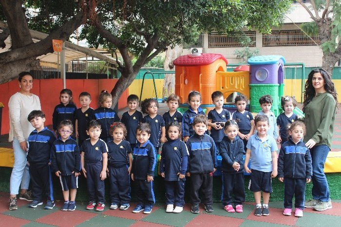 Beirut Baptist School: the Changing Face of Preschool