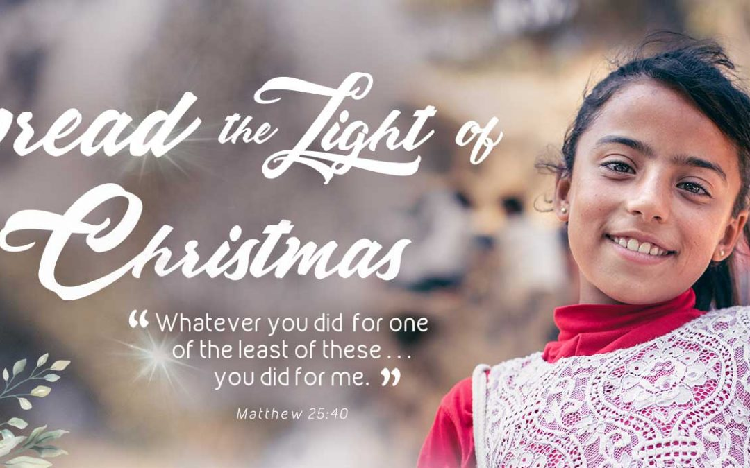 Spreading the Light of Christmas