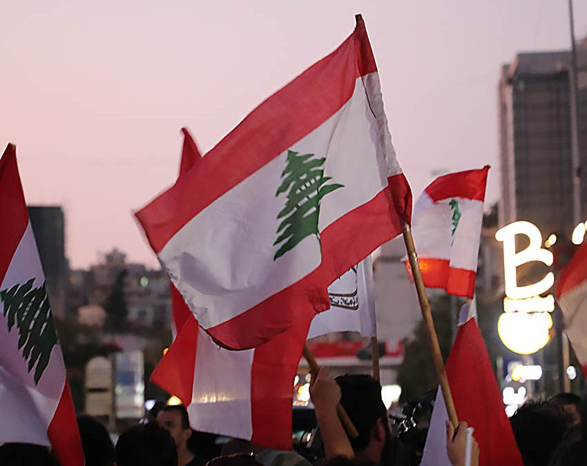 Pray for Lebanon