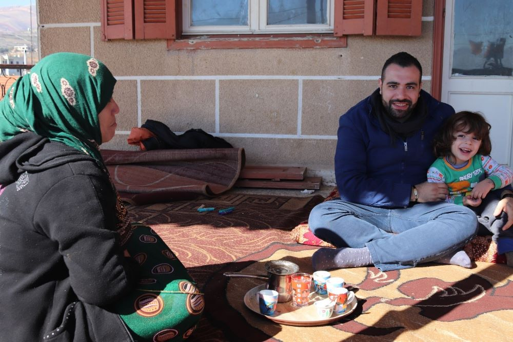 Transformed Lives: The Honor of Visiting a Refugee Family's Home