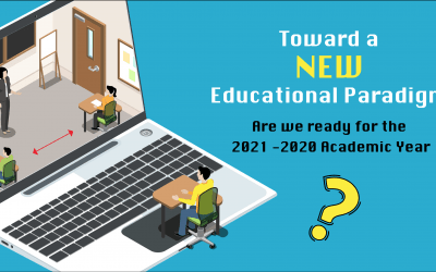 Towards a New Educational Paradigm for the 2020-2021 Academic Year