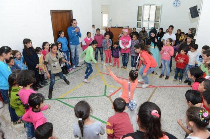 Christmas Events for Refugee Children Return for 2015