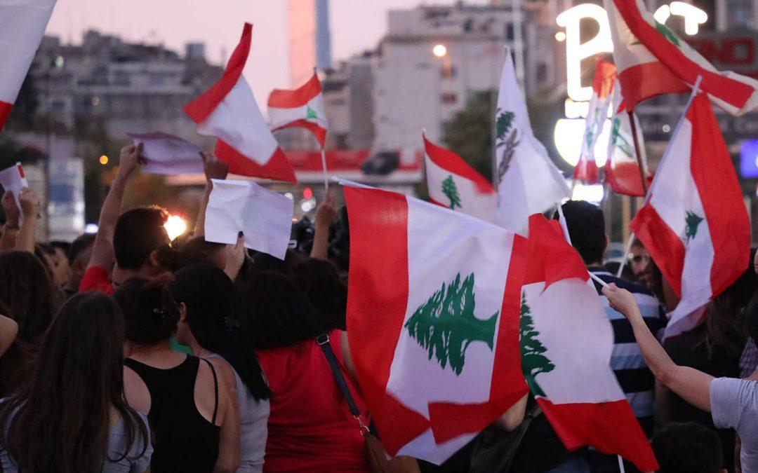 Lebanese Uprising – A Timeline