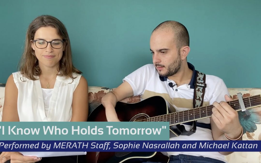 "A Hymn of Faith: ""I Know Who Holds Tomorrow"""